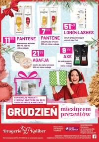 Gazetka promocyjna Drogerie Koliber - Miesiąc prezentów w Drogeriach Koliber - ważna do 31-12-2020