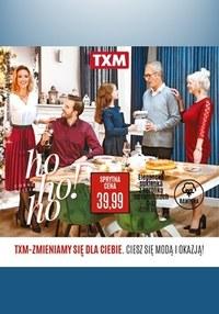 Gazetka promocyjna Textil Market - Coraz bliżej święta w Textil Market - ważna do 15-12-2020