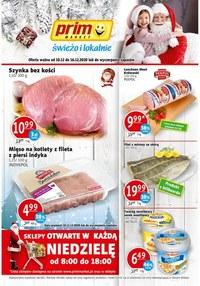 Gazetka promocyjna Prim Market - Zimowe okazje w Prim Market! - ważna do 16-12-2020