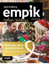 Gazetka promocyjna EMPiK - Katalog świąteczny  - ważna do 27-12-2020