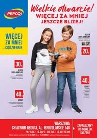 Gazetka promocyjna Pepco - Pepco- Wielkie otwarcie CH Atrium Reduta - ważna do 16-12-2020