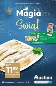 Magia Świąt w Auchan Hipermarket