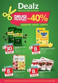 Gazetka promocyjna Dealz - Drugi produkt -40% w Dealz! - ważna do 13-12-2020