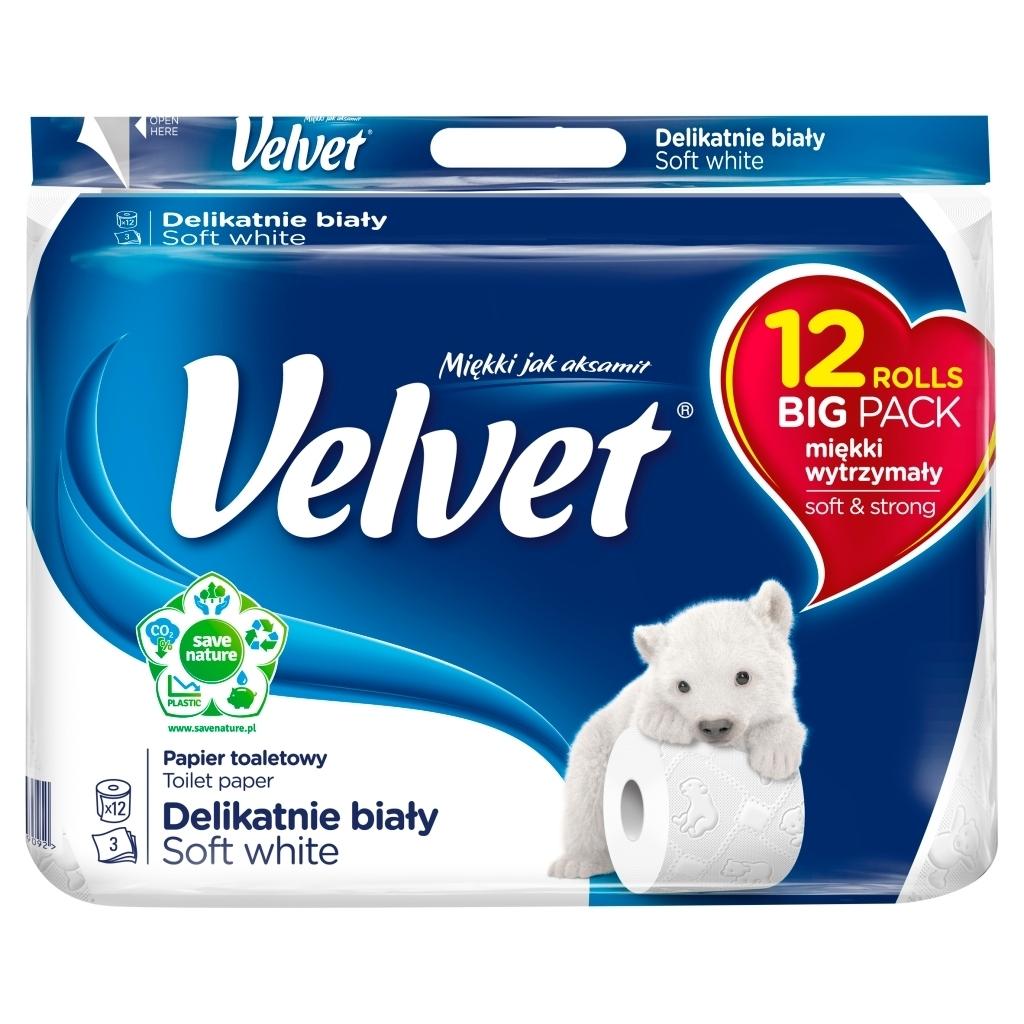 Papier toaletowy Velvet - 6