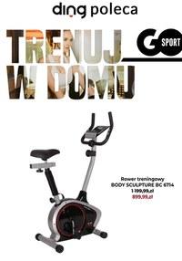 Gazetka promocyjna GO Sport - Oferta sportowa GO Sport - ważna do 31-12-2020