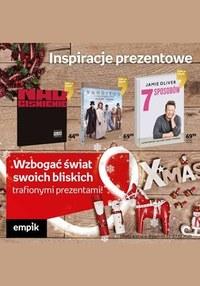 Gazetka promocyjna EMPiK - Najnowszy katalog Empik - ważna do 27-12-2020