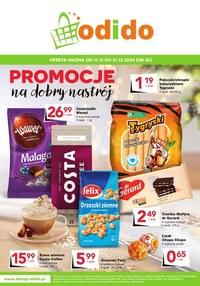 Gazetka promocyjna Odido - Promocje na dobry nastrój w Odido - ważna do 31-12-2020