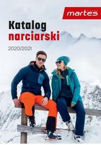 Gazetka promocyjna Martes Sport - Katalog narciarski Martes Sport - ważna do 31-01-2021