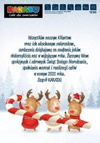 Gazetka promocyjna Kakadu - Prezenty dla zwierzaków - Kakadu - ważna do 31-12-2020