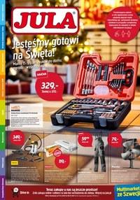 Gazetka promocyjna Jula - Jula gotowa na Święta! - ważna do 06-01-2021