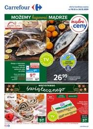 Kupuj mądrze na święta z Carrefour