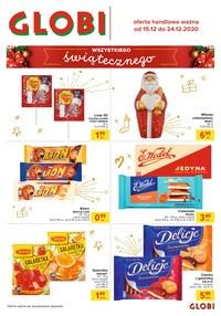 Gazetka promocyjna Globi - Świąteczne produkty w Globi - ważna do 24-12-2020