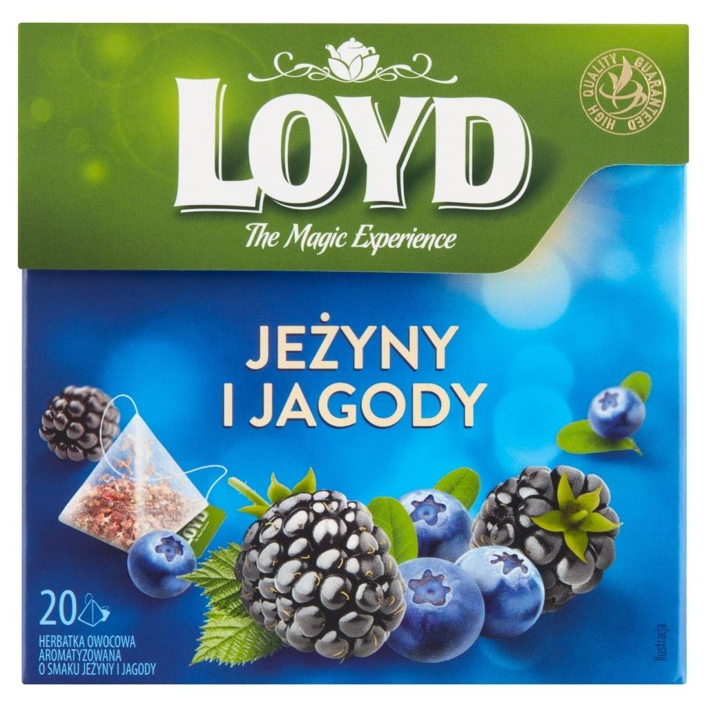 Herbata Loyd - 0