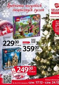 Gazetka promocyjna Selgros Cash&Carry - Świąteczne życzenia składa Selgros - ważna do 24-12-2020