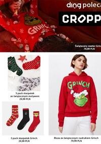 Gazetka promocyjna Cropp Town - Świąteczna moda w Cropp - ważna do 24-12-2020