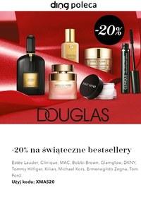 Gazetka promocyjna Douglas - Świąteczne bestsellery w Douglas - ważna do 24-12-2020