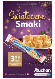Świąteczne smaki w Auchan!