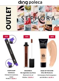 Outlet sieci Sephora!