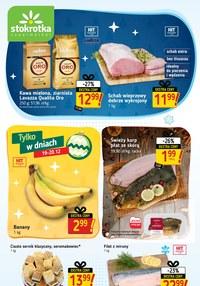 Gazetka promocyjna Stokrotka Supermarket - Świąteczne przysmaki w Stokrotka Supermarket - ważna do 28-12-2020
