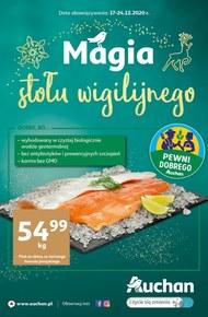 Magia świąt z Auchan Hipermarket