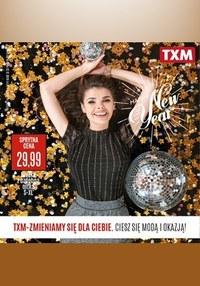 Gazetka promocyjna Textil Market - Szczęśliwego Nowego Roku życzy TXM - ważna do 22-12-2020