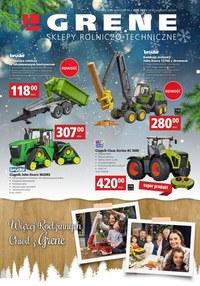 Gazetka promocyjna Grene - Świąteczna broszura Grene - ważna do 31-12-2020