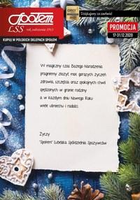 Gazetka promocyjna PSS Lublin - Wesołych Świąt od PSS Lublin - ważna do 31-12-2020