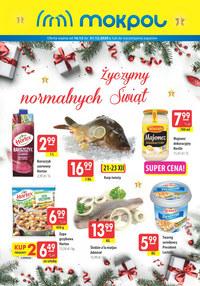 Gazetka promocyjna Mokpol - Wesołe Święta z Mokpol - ważna do 31-12-2020