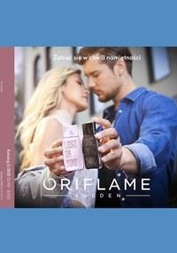 Gazetka promocyjna Oriflame - Zatrać się w chwilach namiętności z Oriflame - ważna do 08-02-2021