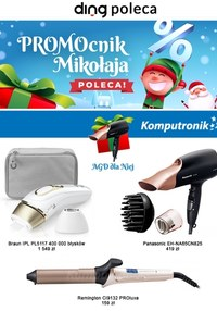 Gazetka promocyjna Komputronik - Promocnik Mikołaja w Komputronik! - ważna do 31-12-2020