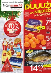 Gazetka promocyjna Intermarche Super - Moc świątecznych rabatów w Intermarche - ważna do 24-12-2020