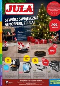 Gazetka promocyjna Jula - Świąteczna atmosfera z Jula! - ważna do 06-01-2021