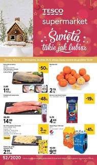 Jeszcze więcej okazji w Tesco Supermarket