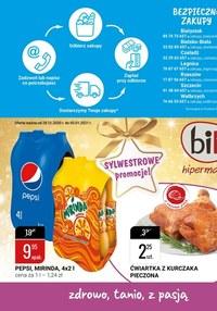 Gazetka promocyjna bi1 - Promocje w Bi1 - ważna do 05-01-2021