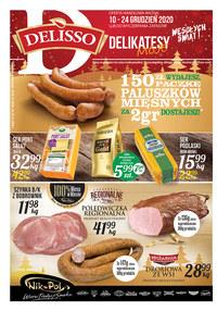 Gazetka promocyjna Delisso - Promocje w Delisso - ważna do 24-12-2020