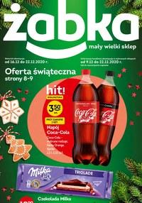 Gazetka promocyjna Żabka - Świąteczna Żabka! - ważna do 22-12-2020