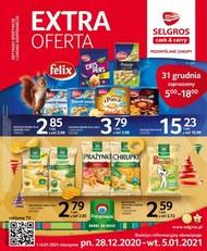 Extra oferta w Selgros Cash&Carry