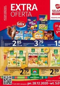 Gazetka promocyjna Selgros Cash&Carry - Extra oferta w Selgros Cash&Carry - ważna do 05-01-2021