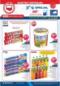 Gazetka promocyjna Specjał - Oferta handlowa Specjał - ważna do 31-12-2020
