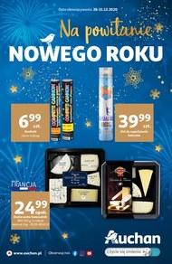 Na powitanie Nowego Roku - Auchan