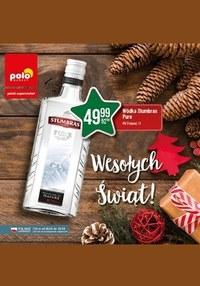 Gazetka promocyjna POLOmarket - Wesołych świąt życzy Polomarket - ważna do 31-12-2020