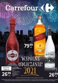 Gazetka promocyjna Carrefour - Katalog alkoholowy Carrefour - ważna do 09-01-2021