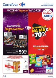 Wyprzedaż w sklepach Carrefour!