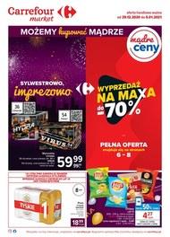 Do -70% w Carrefour Market!