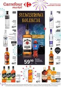 Gazetka promocyjna Carrefour Market - Katalog alkoholowy Carrefour Market - ważna do 09-01-2021