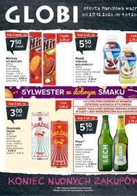 Gazetka promocyjna Globi - Tanie zakupy w Globi! - ważna do 04-01-2021