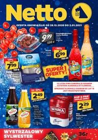 Gazetka promocyjna Netto - Super oferty w Netto! - ważna do 02-01-2021