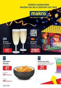 Gazetka promocyjna Makro Cash&Carry - Artykuły przemysłowe w Makro - ważna do 05-01-2021