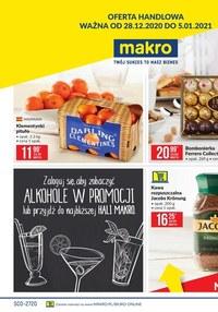 Gazetka promocyjna Makro Cash&Carry - Jarmark świąteczny w Makro - ważna do 05-01-2021