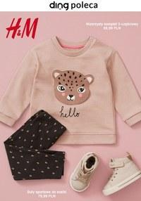 Gazetka promocyjna H&M - Kreacje dla najmłodszych i mam w H&M  - ważna do 17-01-2021